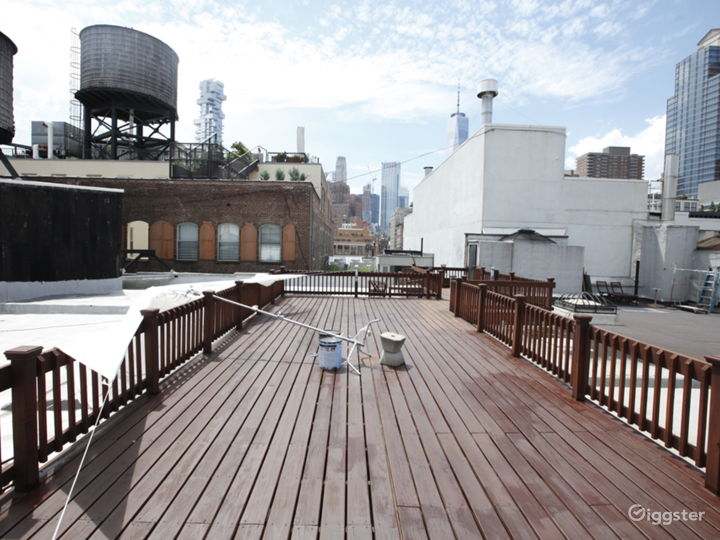 Tribeca rooftop: Location 5239 Photo 3