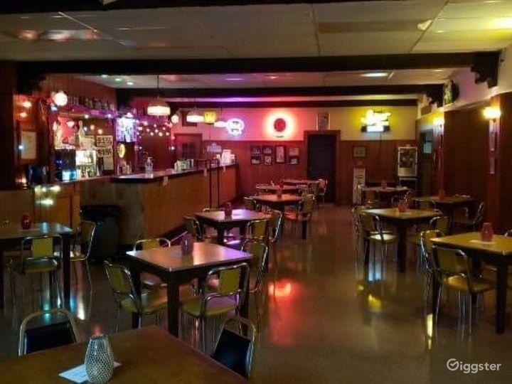 San Antonio Basement Bar