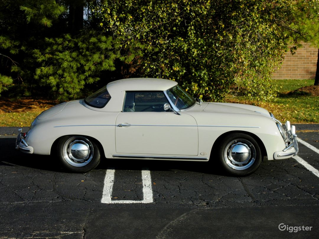 1958 Porsche Roadster D Convertible  Photo 2