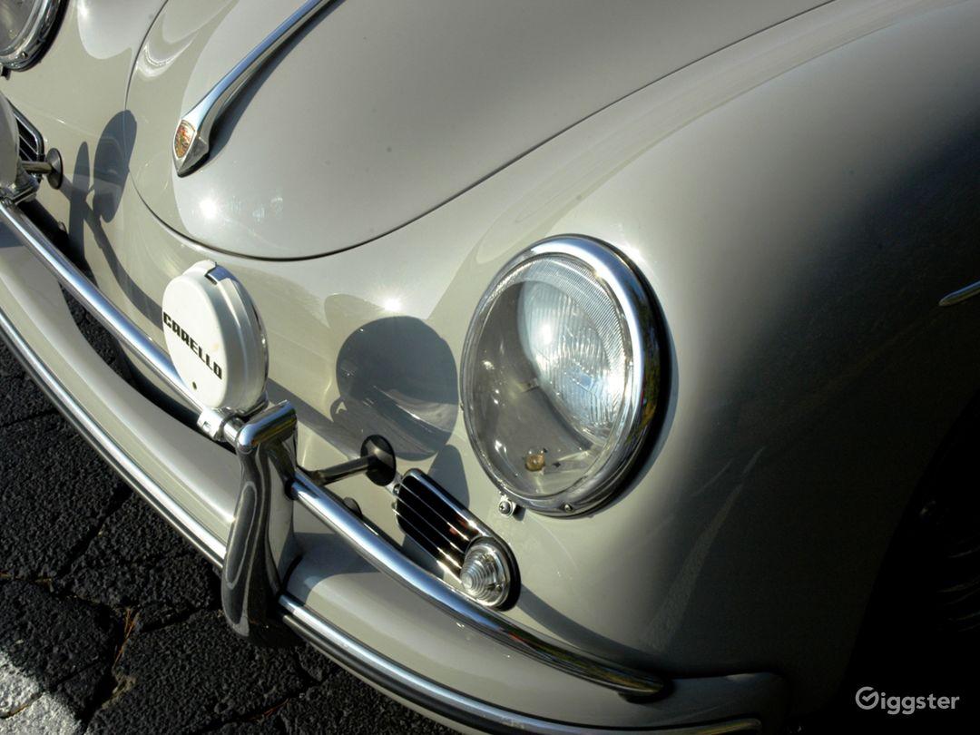 1958 Porsche Roadster D Convertible  Photo 3