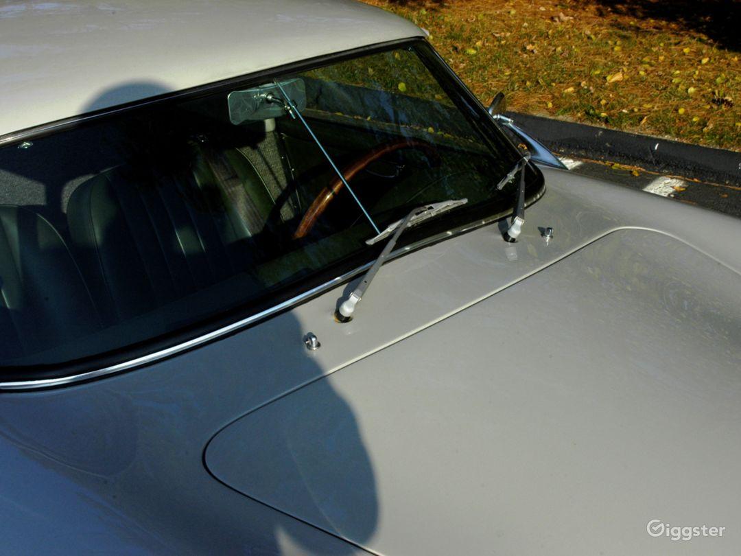 1958 Porsche Roadster D Convertible  Photo 4