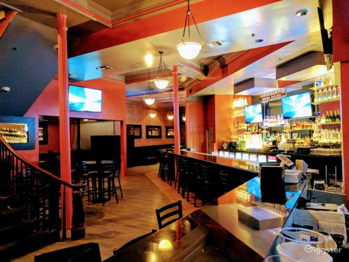 Bar and Restaurant with Spacious Patio in Downtown San Jose BUYOUT Photo 5