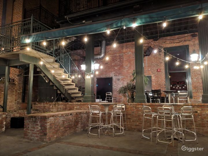 Bar and Restaurant with Spacious Patio in Downtown San Jose BUYOUT