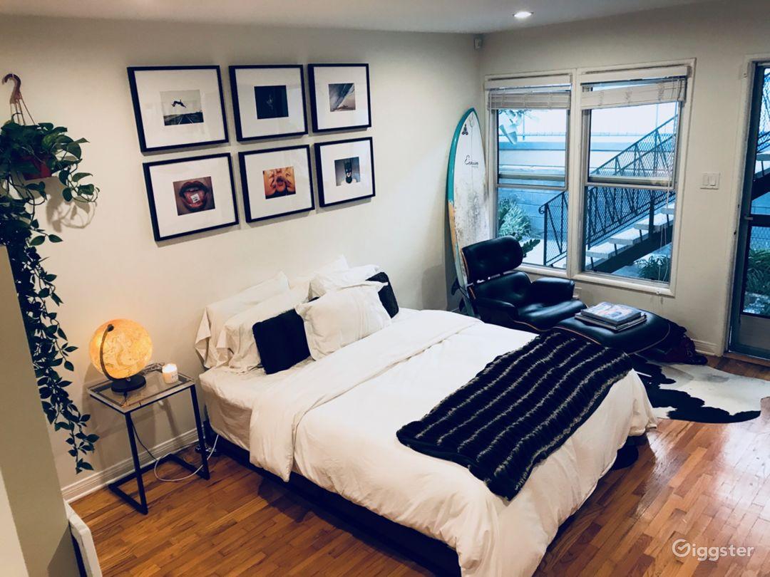 Trendy Bright Urban Millenial Residential Studio Photo 1