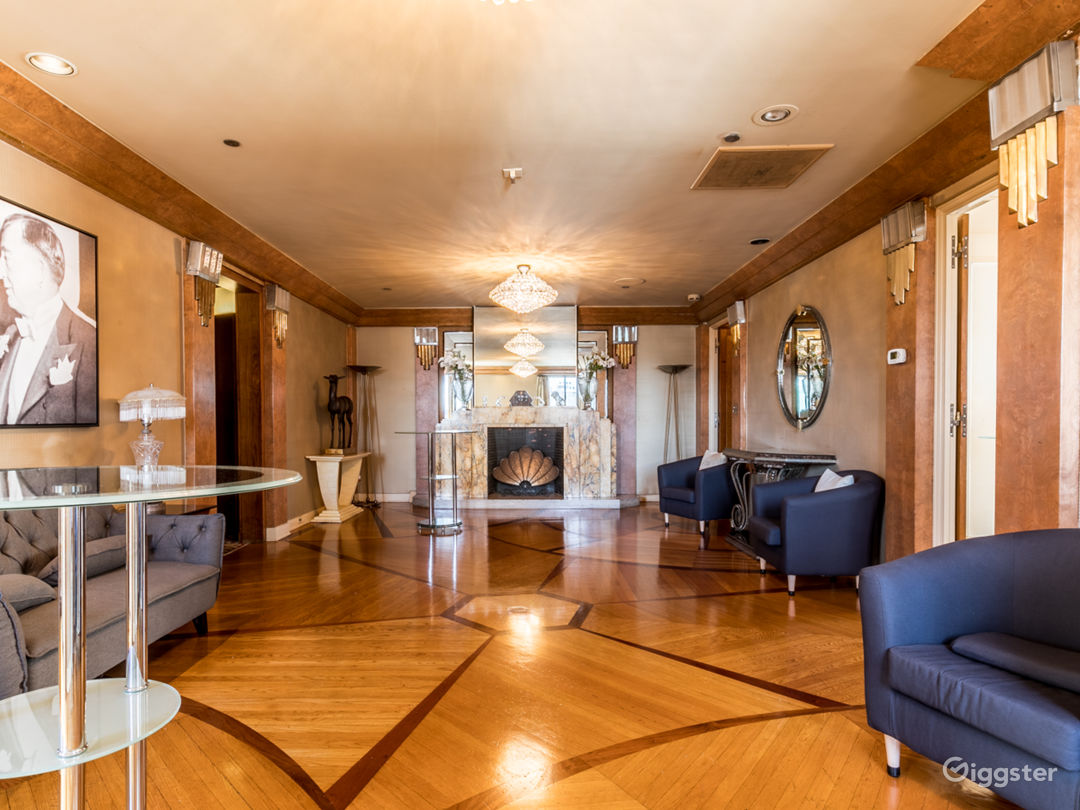 Art Deco Penthouse Photo 1
