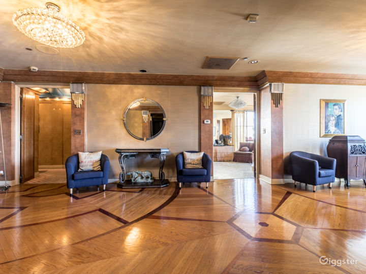 Art Deco Penthouse Photo 5