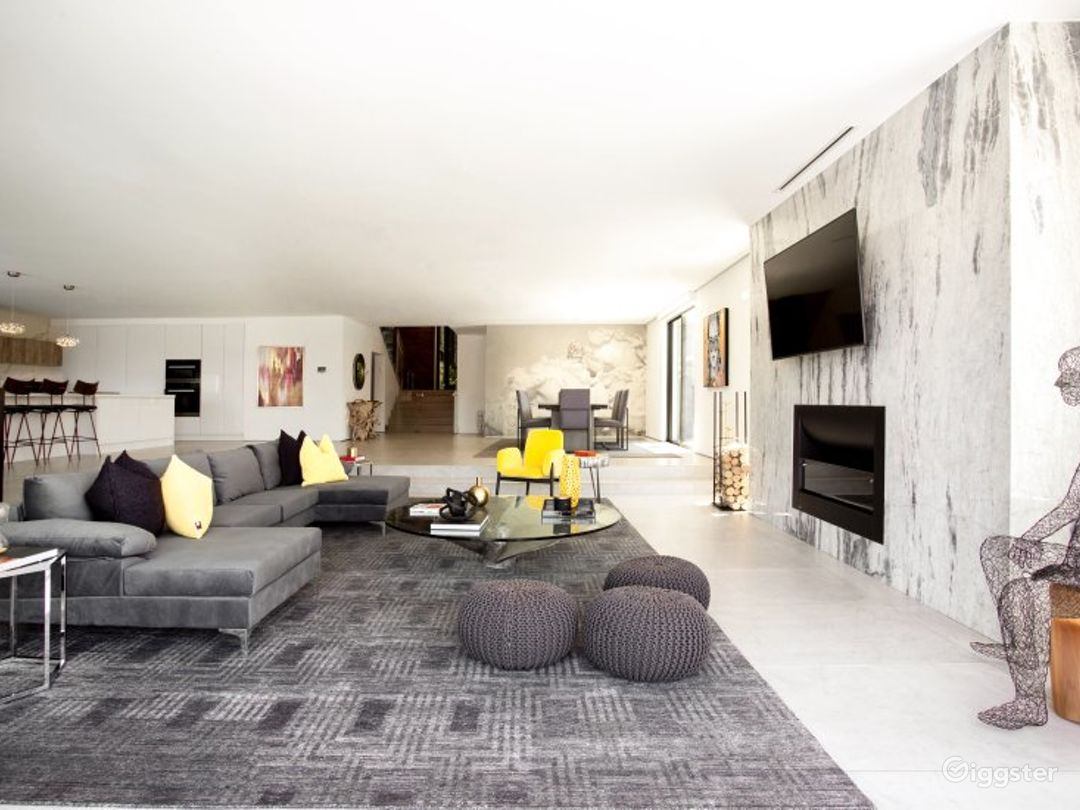 Modern Hollywood Estate Photo 2