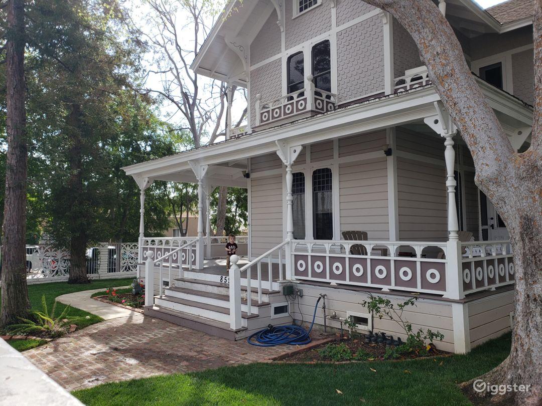 "Historical Victorian ""Dodson"" House Photo 1"
