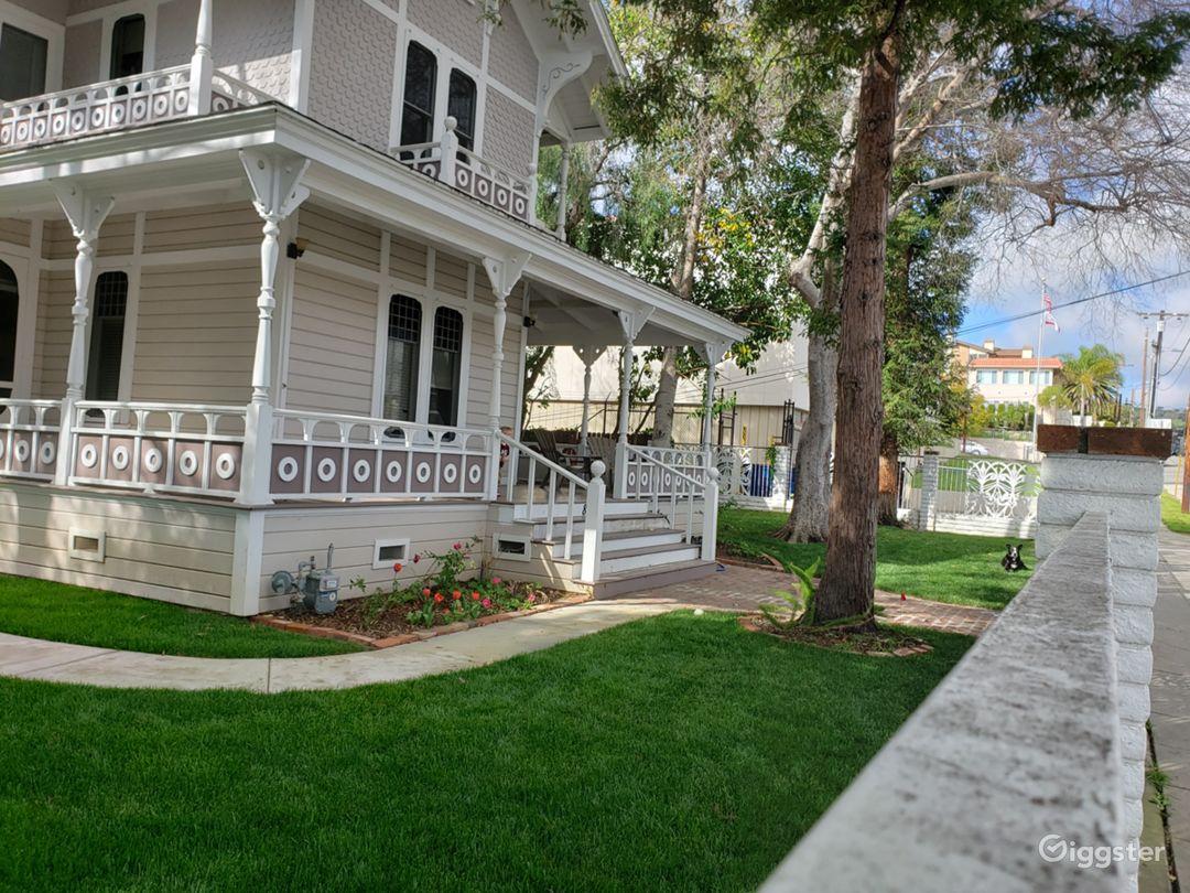 "Historical Victorian ""Dodson"" House Photo 2"