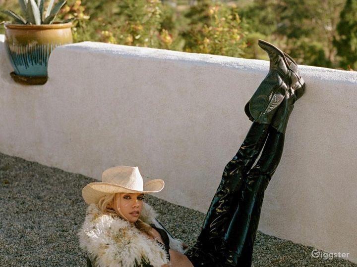 Stella Maxwell in Vogue for Cout de la Liberte campaign.