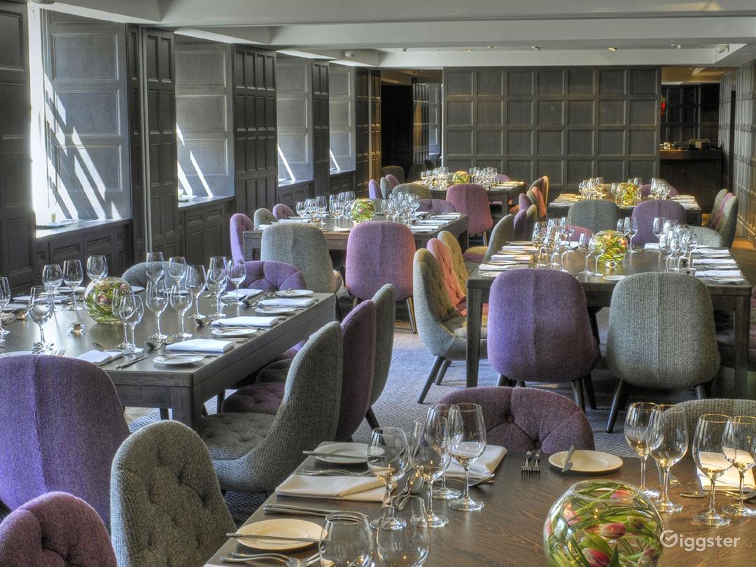 Bright Monte Carlo Room 3 in Glasgow Photo 1