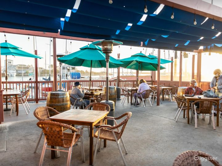 A Taste and Tales Restaurant with Picturesque Dining Experience