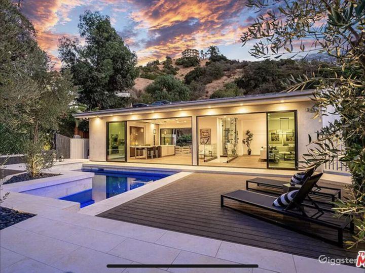 Hollywood Hills Mansion Photo 5