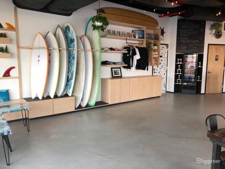 Beach Cafe & Holding Area Photo 2