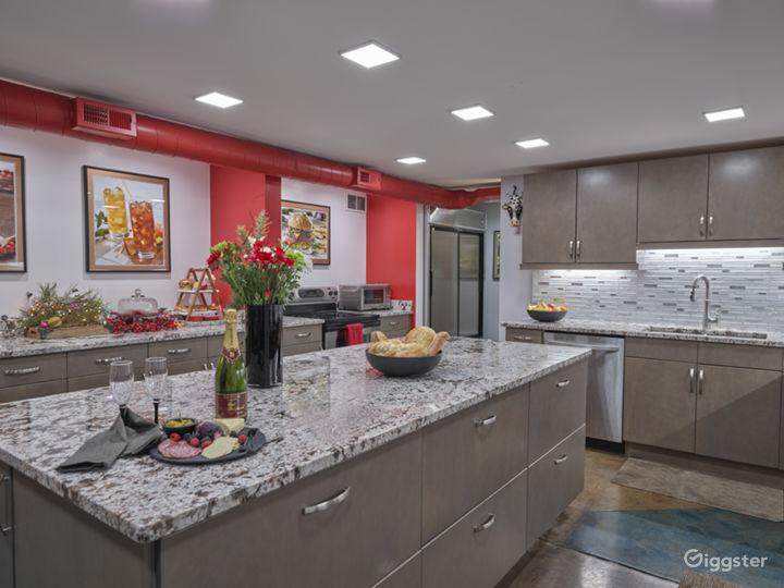 Add'l view of Full Service Kitchen