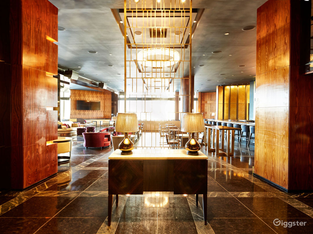 Premium Multi-faceted Lounge Photo 1