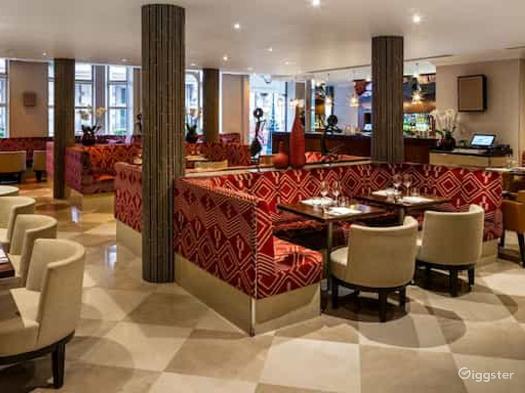 European Restaurant in Great Russell Street, London Photo 1