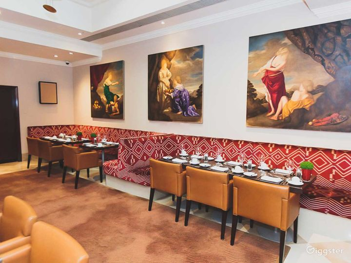 European Restaurant in Great Russell Street, London Photo 3