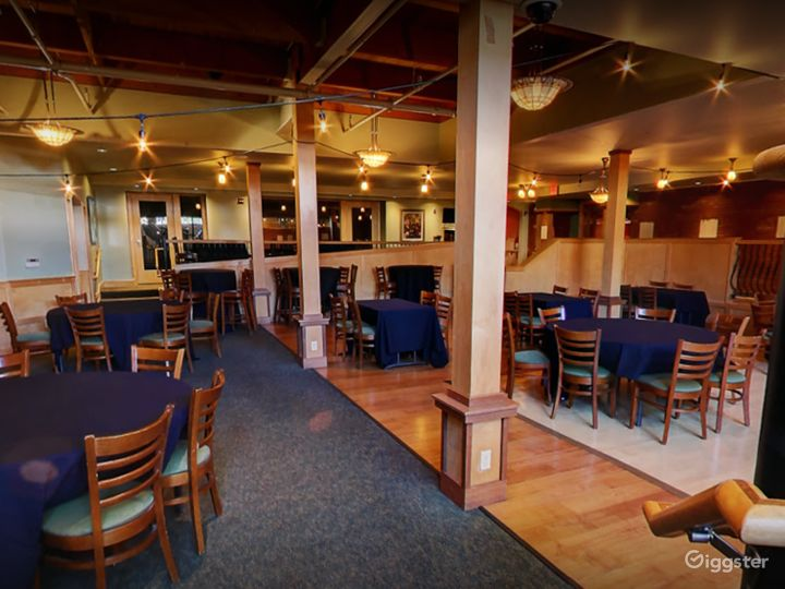 Large and Spacious Event Space in Madison