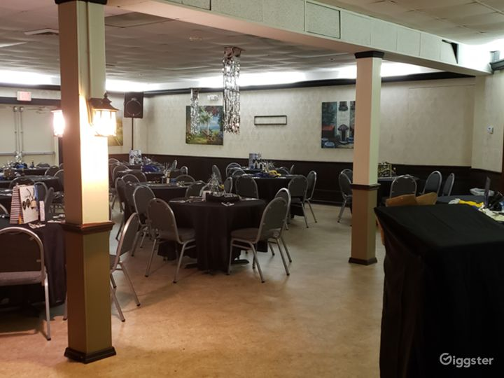 Partial Dinning Hall