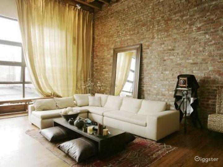 Photo studio style apartment: Location 4022 Photo 2