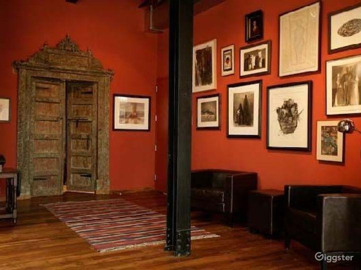 Photo studio style apartment: Location 4022 Photo 4