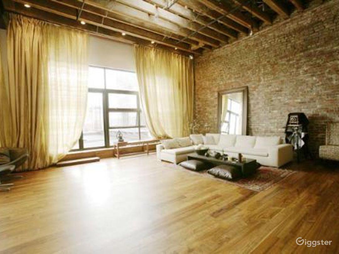 Photo studio style apartment: Location 4022 Photo 1