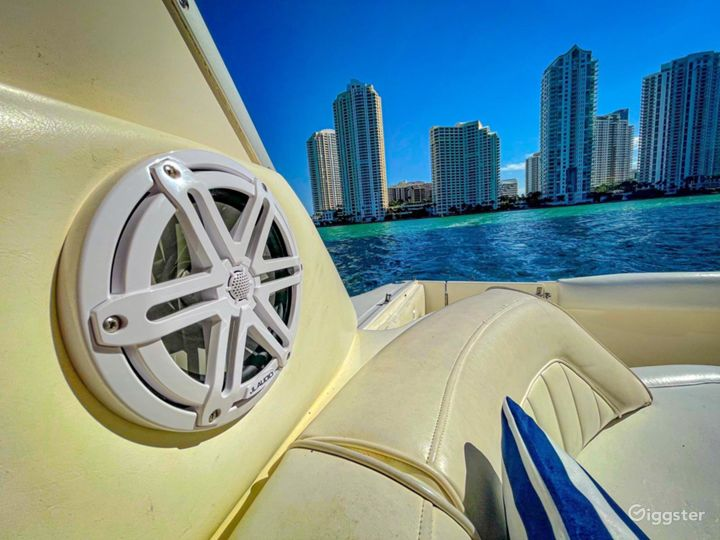 Breath-Taking 50ft SEA RAY Sea Isle Party Yacht Space Events Photo 4