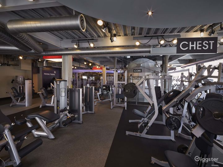Modern Design with Luxury Finishes & Furnishings Fitness Center at Gallery Place, Washington DC Photo 5