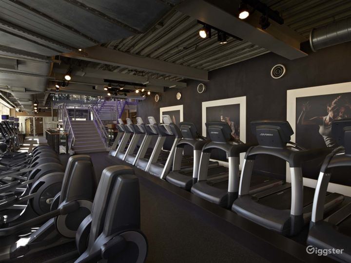 Modern Design with Luxury Finishes & Furnishings Fitness Center at Gallery Place, Washington DC Photo 3