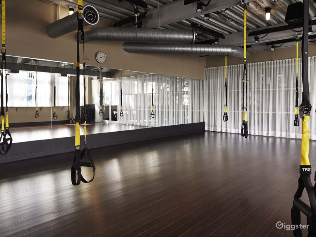Modern Design with Luxury Finishes & Furnishings Fitness Center at Gallery Place, Washington DC Photo 1
