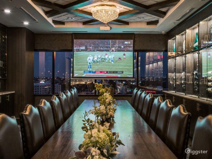 Elegant Boardroom in Arlington Photo 5