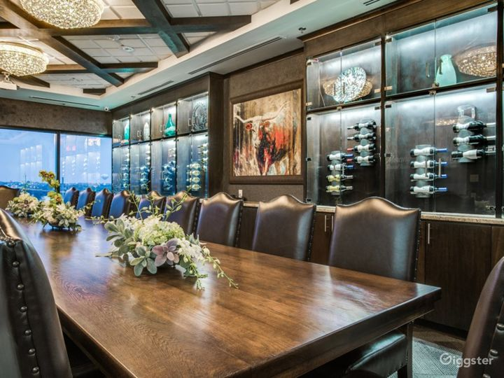 Elegant Boardroom in Arlington Photo 2