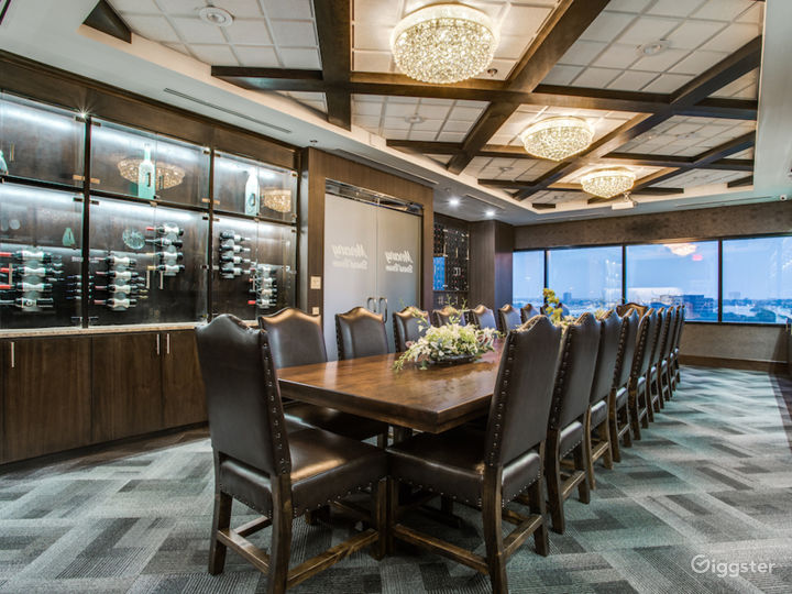 Elegant Boardroom in Arlington Photo 4