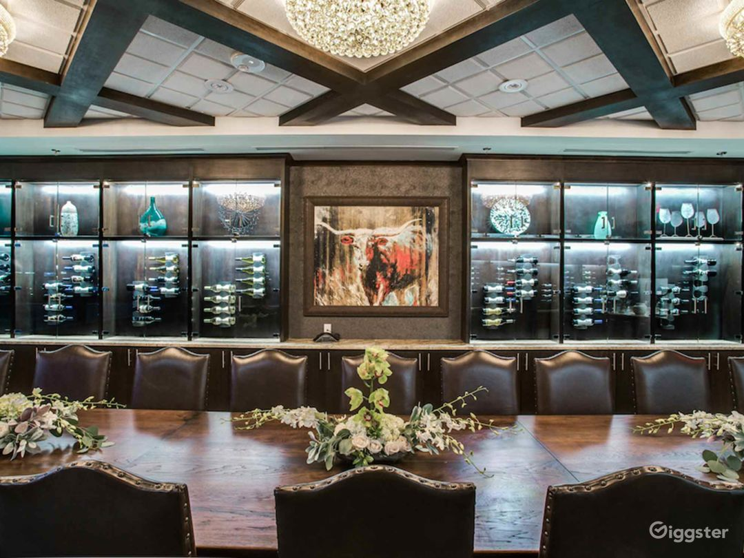 Elegant Boardroom in Arlington Photo 1
