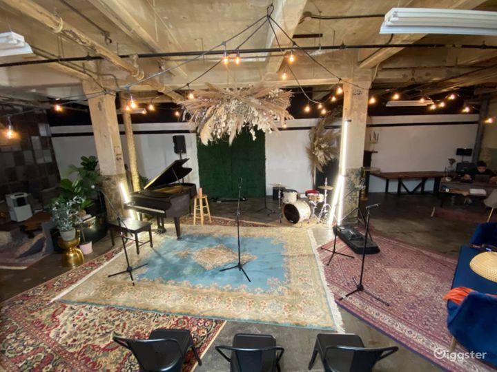 Private Concert  Studio Space In Baltimore Photo 2