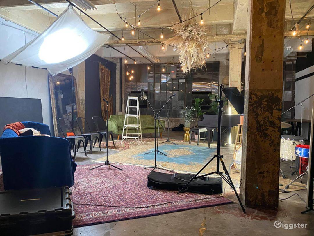 Private Concert  Studio Space In Baltimore Photo 1