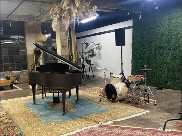 Private Concert  Studio Space In Baltimore Photo 3