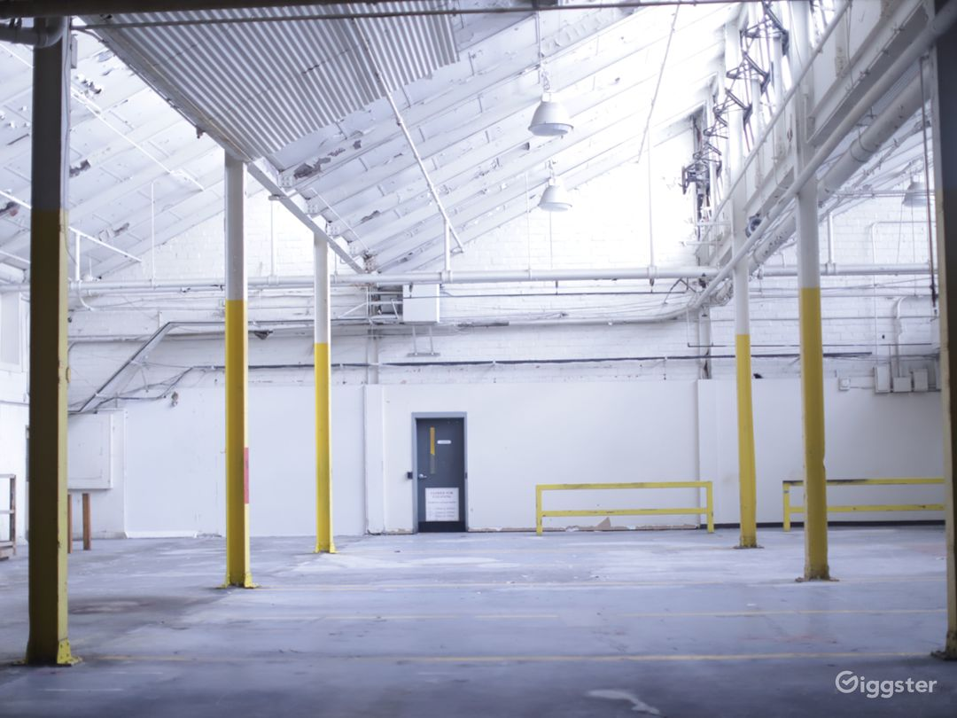 Industrial Warehouse - West End Production Park Atlanta Rental