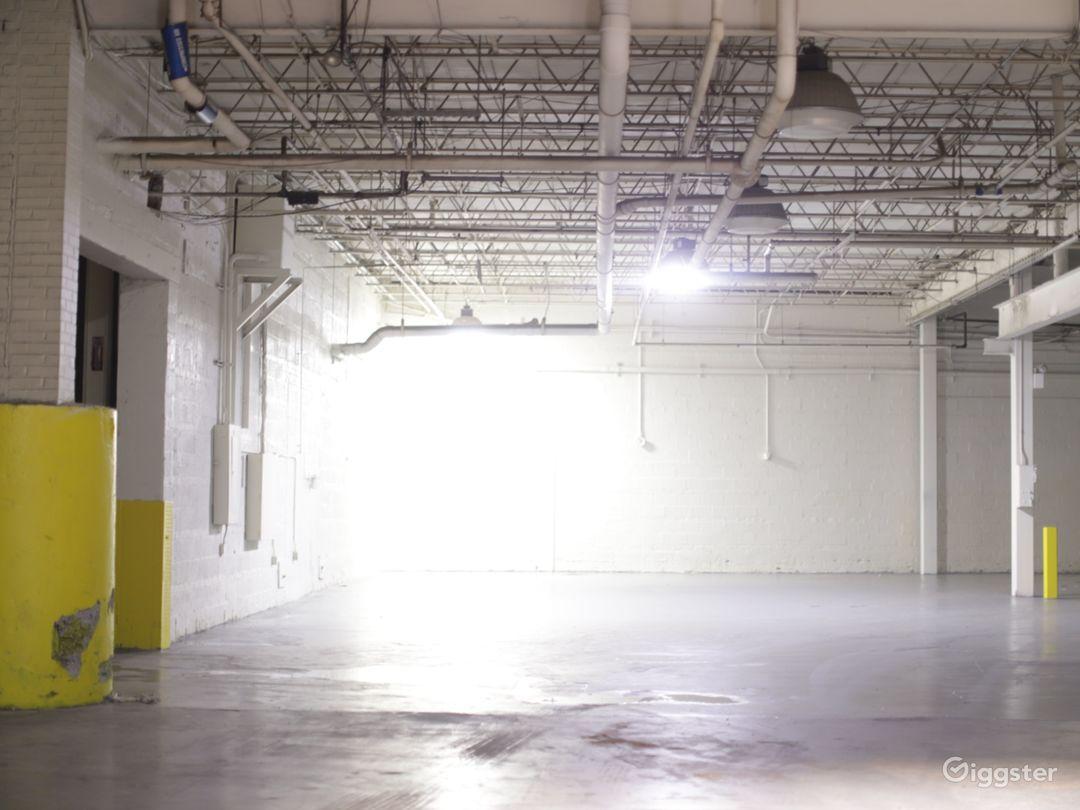 Industrial Warehouse - West End Production Park Photo 2