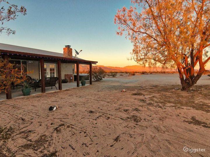 Spectacular 5 Acre Desert Hideaway w/Amazing Views