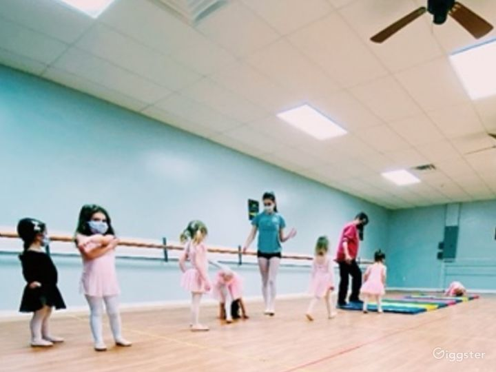 Dance Studio Perfect for Events Space in Pennington Photo 2