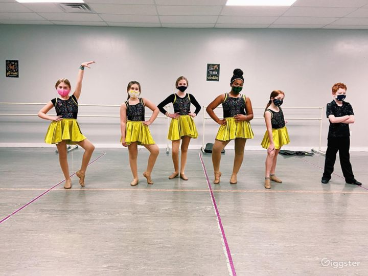 Dance Studio Perfect for Events Space in Pennington Photo 4
