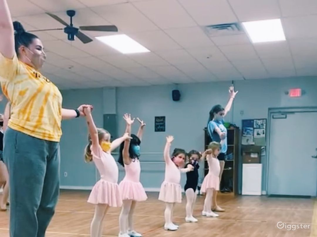 Dance Studio Perfect for Events Space in Pennington Photo 1