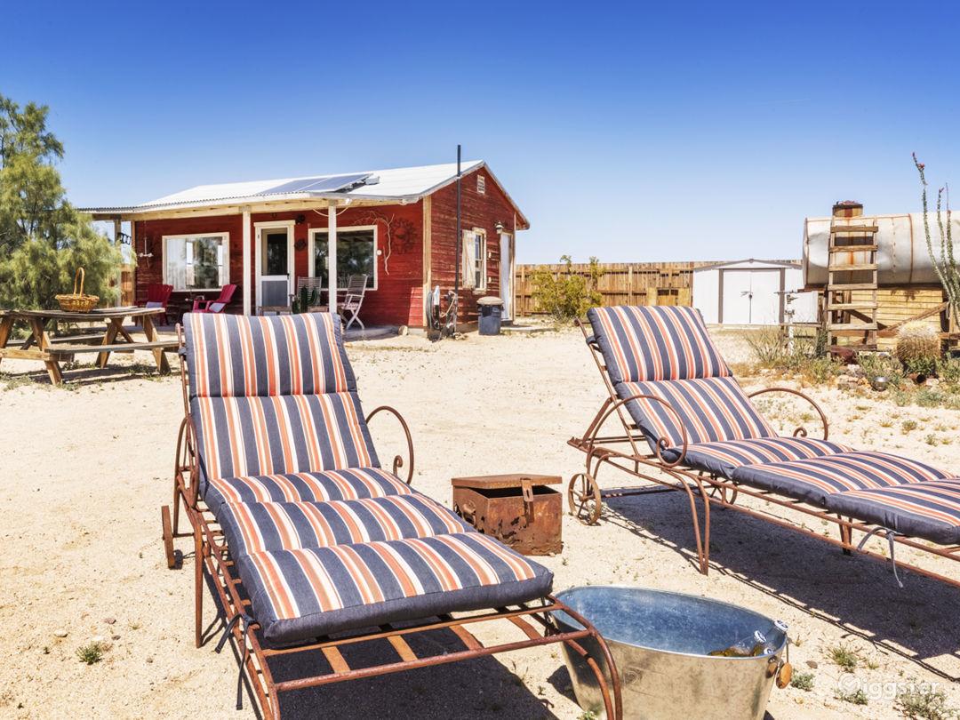 Sunbathing / Stargazing Lounge Chairs