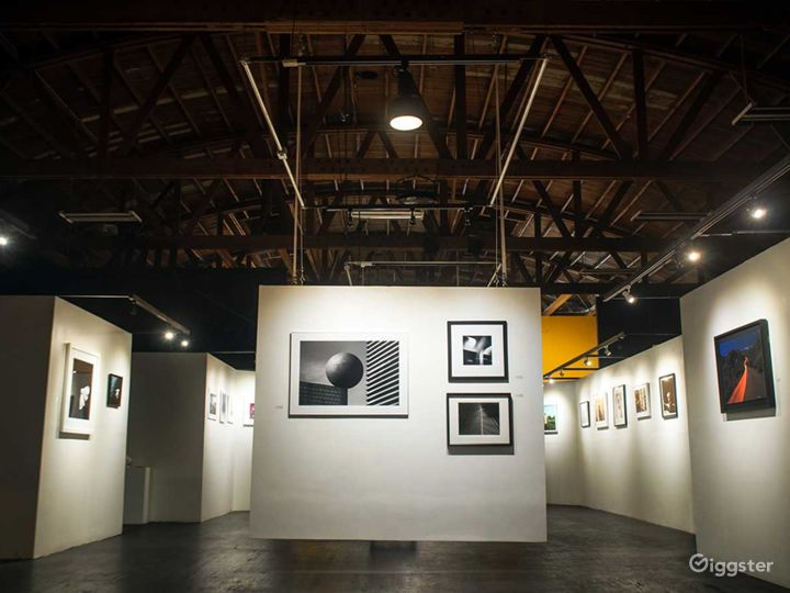 as you walk in this is the layout of gallery