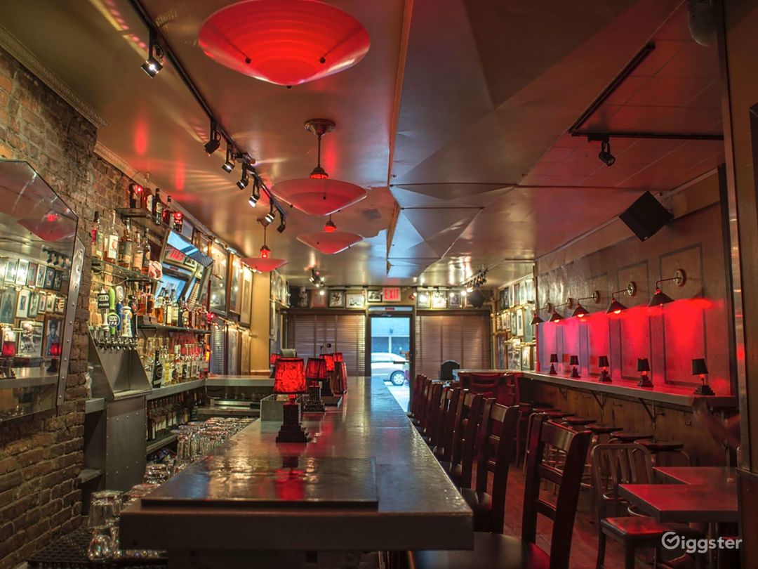 East Village Vintage Jazz Bar Photo 1