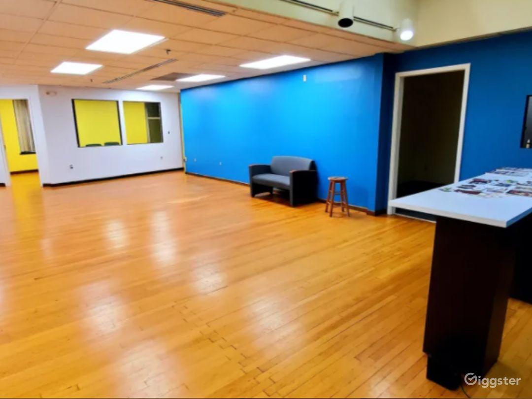 Main Floor Event Space Photo 1