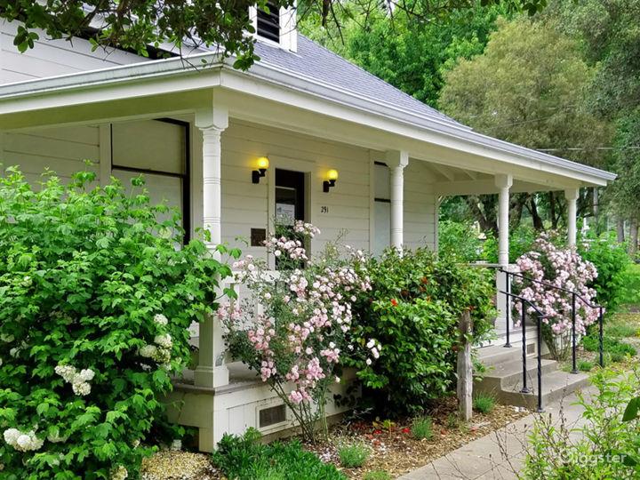 Intimate Outdoor Affair  - Sonoma