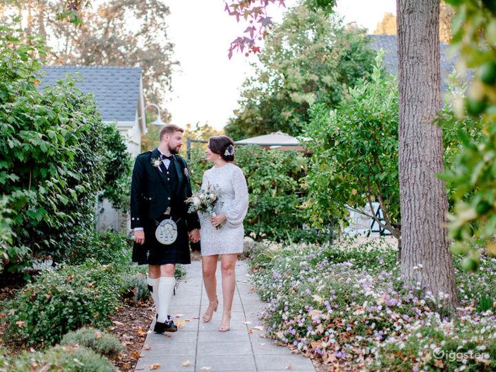 Intimate Outdoor Affair  - Sonoma Photo 4